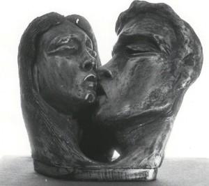 Amanti. Bronzo - 2004
