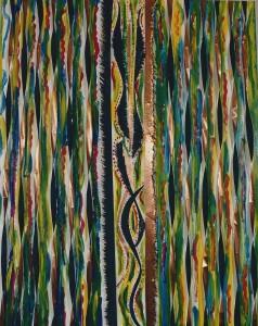 Arcobaleno. Tecnica Mista. Impressionismo Informale - 1998
