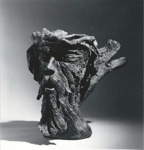 Brocca della Vita. Terracotta - 1980