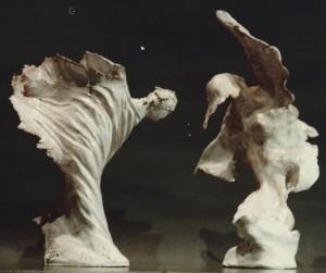 Danzatrici. Ceramica - 1991