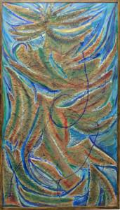 Estate. Tecnica Mista. Impressionismo Informale - 2005