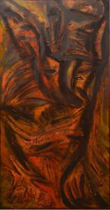Inverno. Tecnica Mista. Impressionismo Informale - 2005
