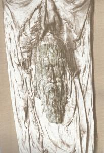La Sacra Sindone. Terracotta - 1980