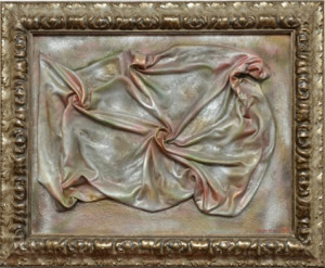 La rosa del deserto. Tecnica Mista. Impressionismo Informale - 2003