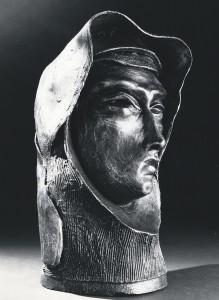 Madonna. Terracotta - 1985