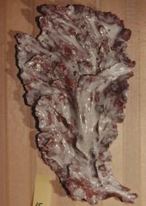 Maschera. Ceramica - 1991