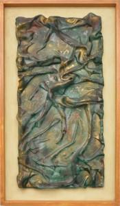 Paesaggio. Tecnica mista. Impressionismo Informale - 2004
