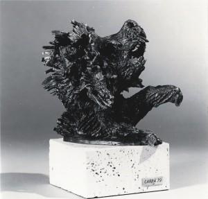 Leone. Bronzo 1979