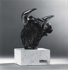 Toro. Bronzo 1979